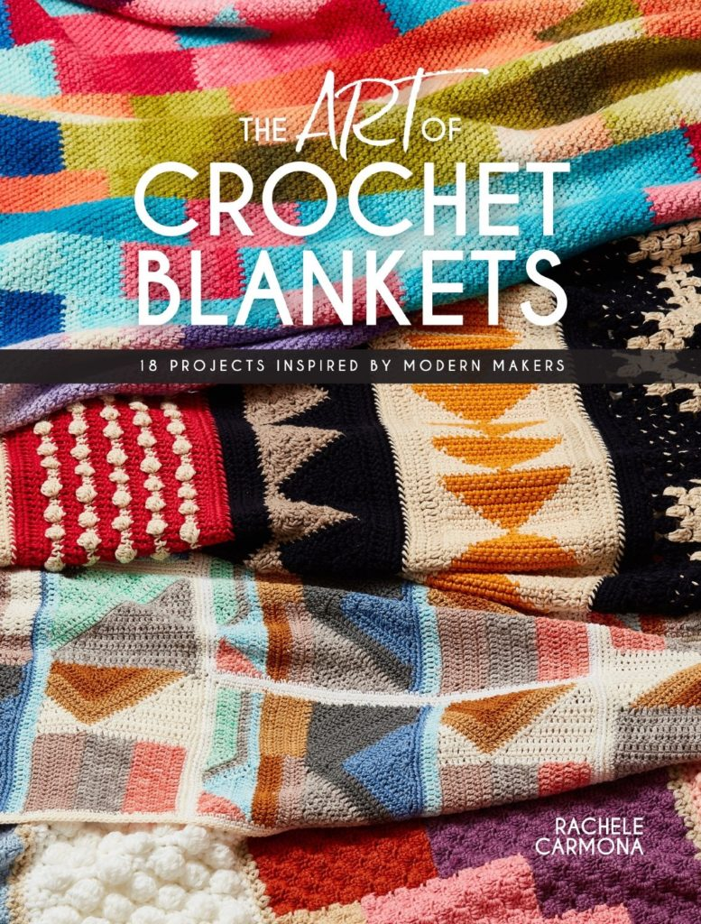 Free Crochet Paperback Book Cover Pattern ~ You can now pre order my book the art of crochet blankets